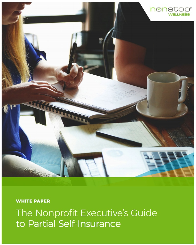 White Paper. The Nonprofit Executive's Guide to Partial Self-Insurance