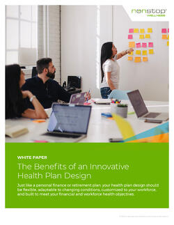White Paper - The Benefits of an Innovative Health Plan Design