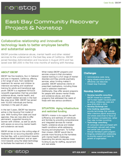 East Bay Community Recovery Project Cover