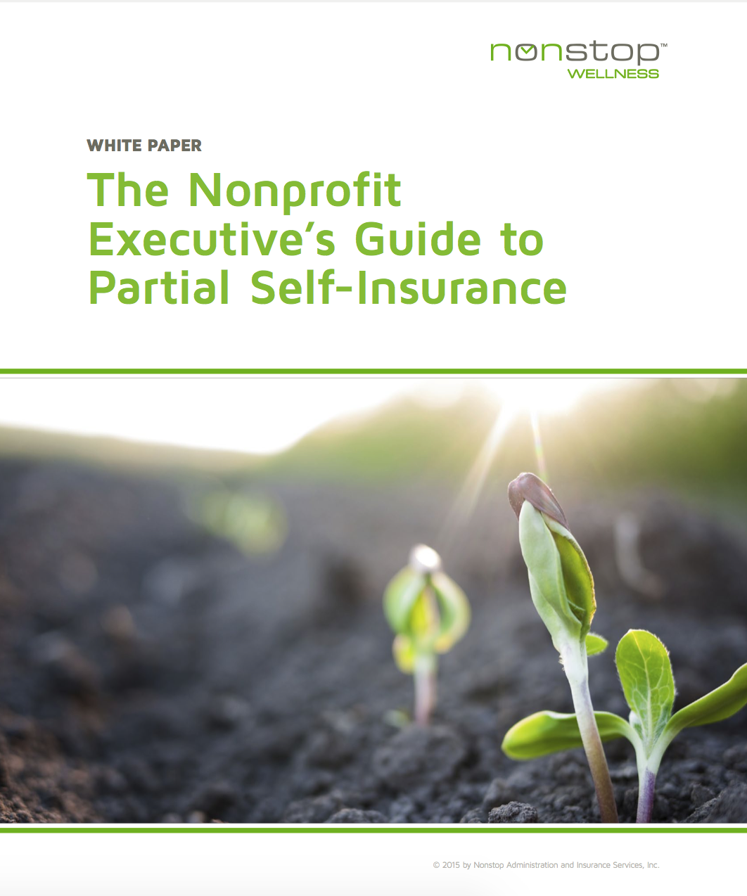 Nonprofit Executive's Guide to Partial Self-Insurance